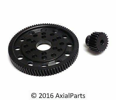 HD Hardened Steel Metal Spur Gear & Pinion Redcat Everest Maxstone Crawler