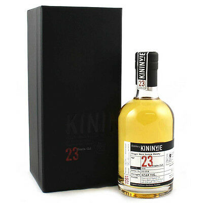 Kininvie 23 Year Old 1991 (Batch 3) Single Malt Scotch Whisky 350mL