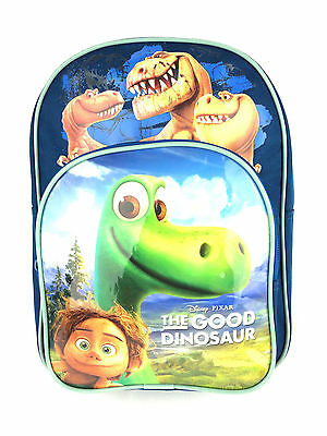 Official Disney The Good Dinosaur Boys Backpack Rucksack Nursery School Bag New