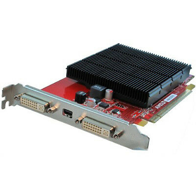 VisionTek PF7171 M ATI Radeon HD 512MB DDR3 Dual Mini Display Port Graphics Card