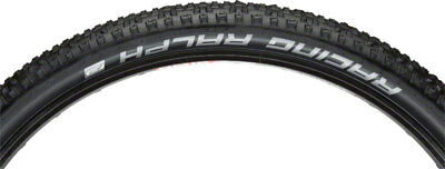 Schwalbe Racing Ralph Tire 26x2.1 Folding Bead Black with Dual Compound Tread