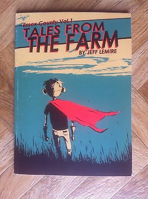 Essex County Vol 1 Tales From The Farm Very Fine (G22)