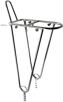 NEW Velo Orange Constructeur Front Rack Polished Stainless Steel