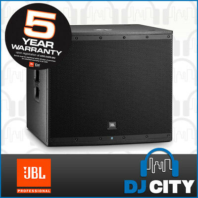 JBL EON618S Active Powered 18-Inch Subwoofer 1000W
