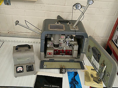 GB Bell & Howell Filmosound 640 16mm Projector Ultra rare, transformer Boxed