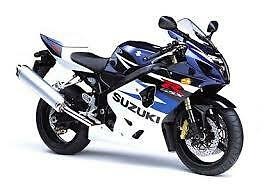 Suzuki GSXR600 GSXR 600 GSX600R 2004 2005 Full Service Manual on CD