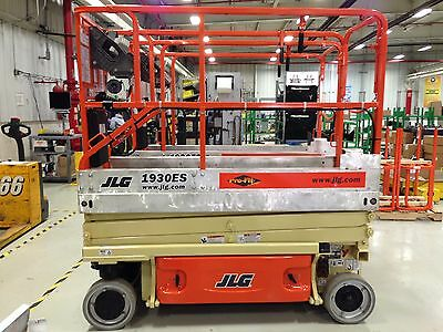2017 JLG 1930ES JLG CERTIFIED PRE-OWNED Electric Scissor Lifts Genie, Hybrid