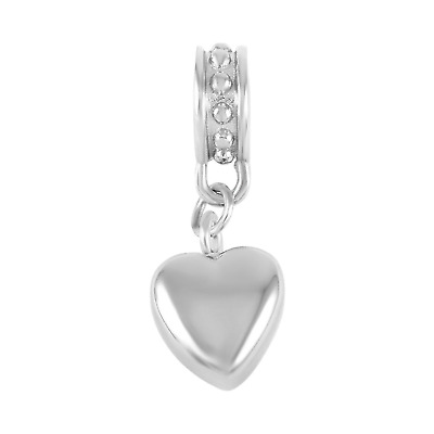 Cremation Jewellery-Memorial Ashes Urn Charm for Bracelet (UU660006A)