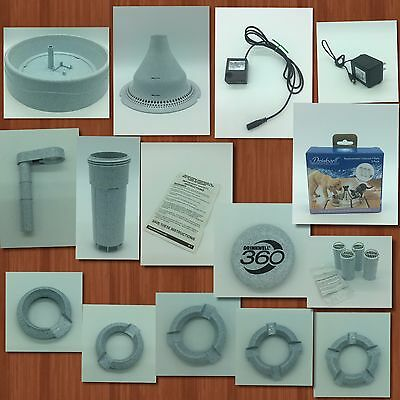 PetSafe Drinkwell 360 Water Fountain Replacement Parts