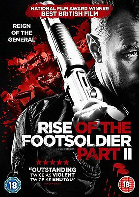 Rise Of The Footsoldier Part 2 DVD Ricci Harnett