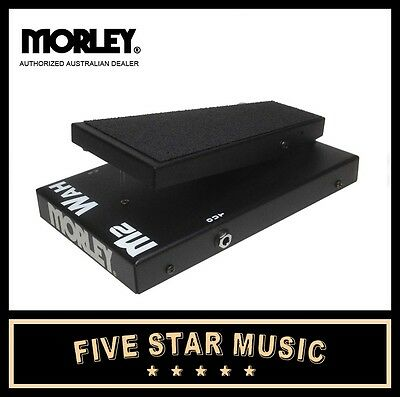 Morley M2 M2Wa Wah Guitar Effects Pedal - Brand New Morely