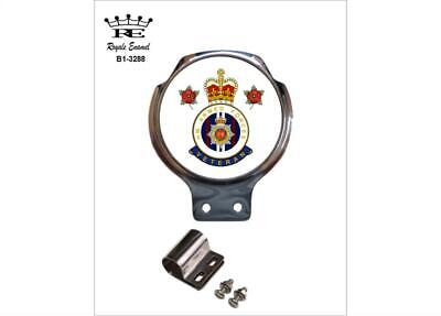 B1.1550 Royale Car Scooter Bar Badge NORTHERN SOUL RIDE ON
