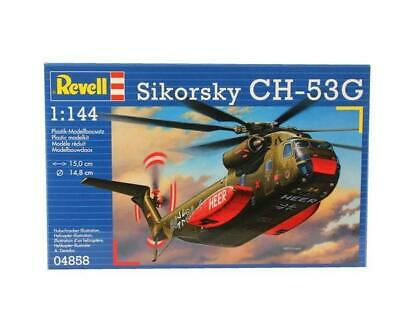 Revell 04858 1:144 CH-53 G Heavy Transport Helicopter