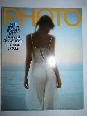 PHOTO FRENCH MAGAZINE #146 novembre 1979 David Hamilton - Crazy Horse