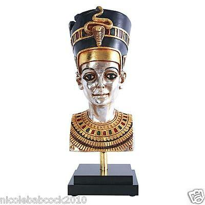 "Ancient Egyptian Queen Museum Replica Sculpture ""the Beautiful Woman Has Come"""