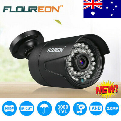 4X 1200TVL Outdoor CCTV HD DVR Security Dome Camera IR Night Vision Surveillance