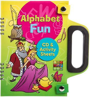 Alphabet Fun - CD & Activity Sheet Book
