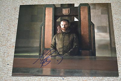 MARK GATISS signed Autogramm In Person 20x25 cm GAME OF THRONES , SHERLOCK