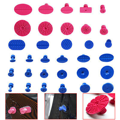 PDR Tools Paintless Dent Repair Glue Pulling Tabs Tools Puller Hail Removal Kits