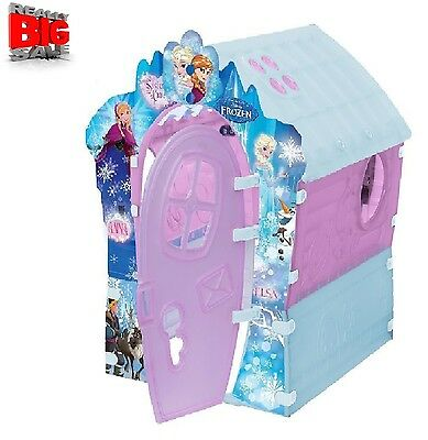 Disneys Girls kids Garden house Dream Summer Ind/Outdoor PlasticKids  Playhouse