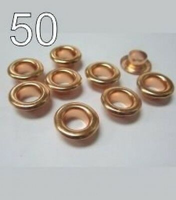 American Tag Company 0.6cm 50 / Pak Eyelets copper. Huge Saving