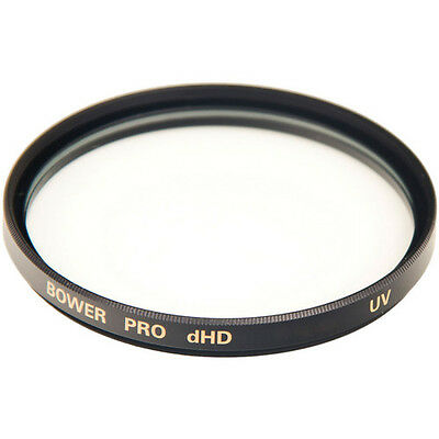 Bower 86mm UV Digital Multi Coated dHD Filter for Canon Nikon Sony Olympus
