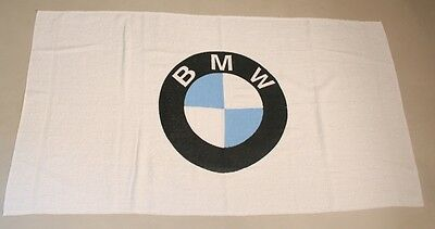NEW BMW BEACH BATH TOWEL flag bag m3 m5 330 z4 z8 z3 x3 x5