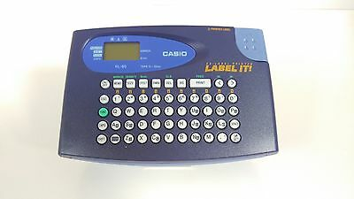 Casio KL-60L EZ-Label It Thermal Printer New 3 Tape Sizes With Tape