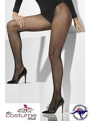PLUS Size Sexy Fishnet Fence Net Tights Stockings Waist to Toe