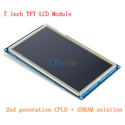 7inch TFT LCD Module CPLD SDRAM With Touchscreen SD slot for Arduino MEGA or DUE