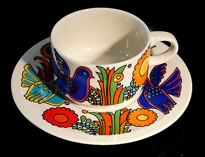 Villeroy Boch Acapulco Expresso Cup And Saucer
