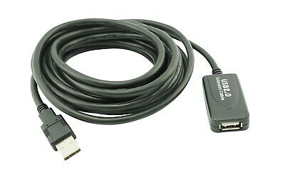 USB 2.0 Extension Cable 3m with Repeater