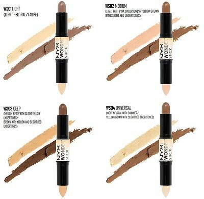 NYX WONDER STICK Highlight & Contour. ALL Shades available - 100% Authentic