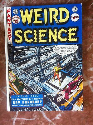 Weird Science Ec Classic 12 1989 Very Fine (E33)