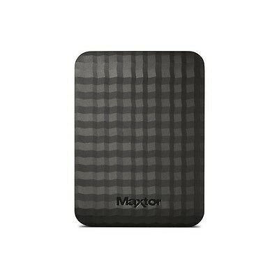 "Maxtor M3 Hx-M101Tcb/gm 1Tb Usb 3.0 2.5"" Portable External Hard Drive"