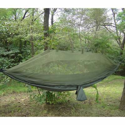 Snugpak Jungle Hammock with Mosquito Net Camping Army Military Survival Hammock