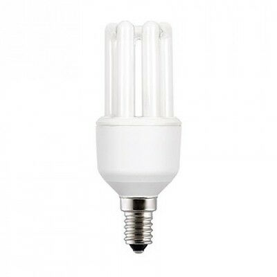 Philips Energiesparlampe Spirale 5W=35W E27 300lm 2700K WarmWhite 8.000hrs.