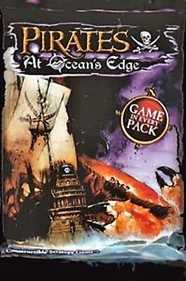 Wizkids Pirates : At Ocean'S Edge Sealed Booster Pack X 12