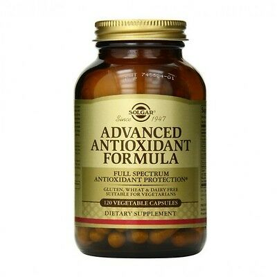 Solgar Advanced Antioxidant Formula Vegetable Capsules 120