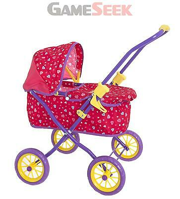 Peppa Pig Mini Pram - Toys Brand New Free Delivery