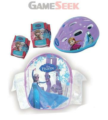 Disney Frozen Kids Activity Protection Set With Helmet (Ofro004) - Toys New