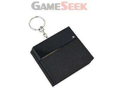 Official Playstation 4 Key Ring - Gadgets Keyrings Brand New Free Delivery