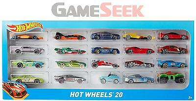 Hot Wheels 20 Pack Cars Assortment - Toys Brand New Free Delivery