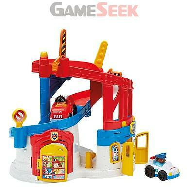 Fisher Price Race And Chase Rescue Playset - Toys Brand New Free Delivery