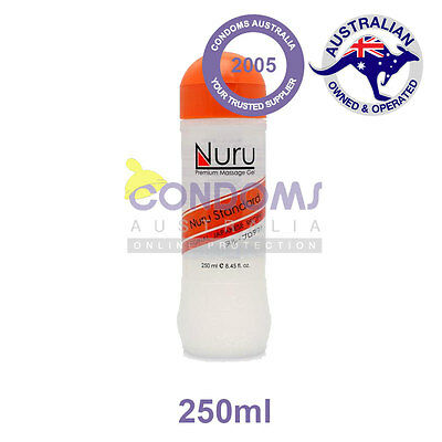 Nuru Gel - Premium Massage Gel - Standard 250mL