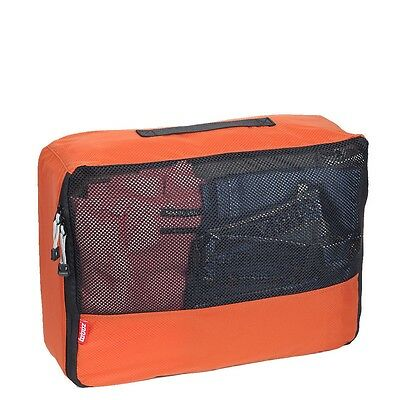 NEW 1 Pc Smart Packing Cube - Large - Rust
