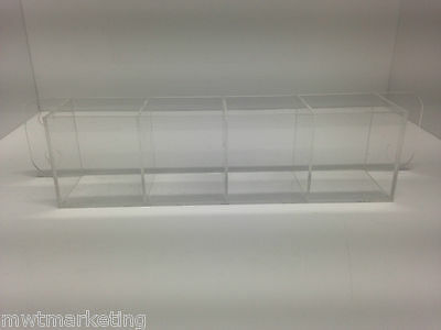 Confectionery / Ice Cream / Food Holder  - Display Insert for Fridges