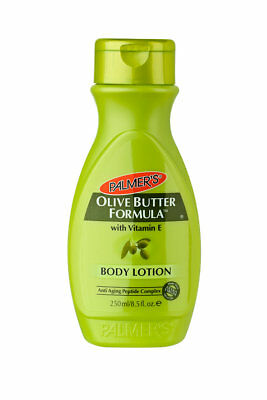 6 x Palmers Body Lotion Olive Butter Formula With Vitamin E Pump 250ml (1.5L)