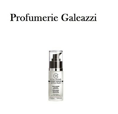 COLLISTAR ATTIVI PURI COLLAGENE ANTIRUGHE RIGENERANTE LINEA UOMO  - 30 ml