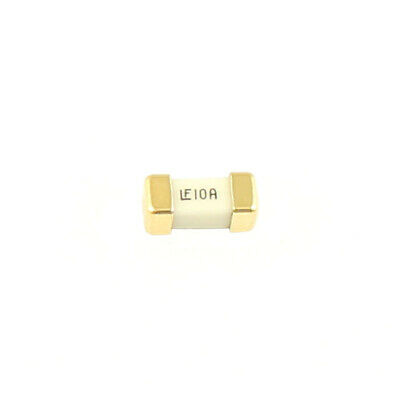 10Pcs Littelfuse Fast Acting SMD Fuse 1808 10A 125V
